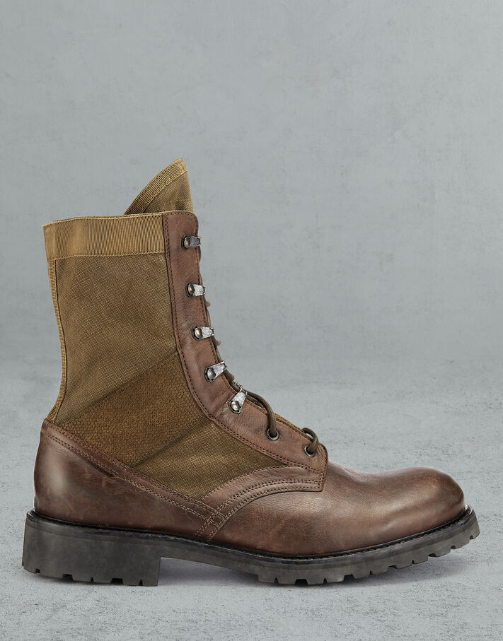 Belstaff TROOPER BOOTS Brown