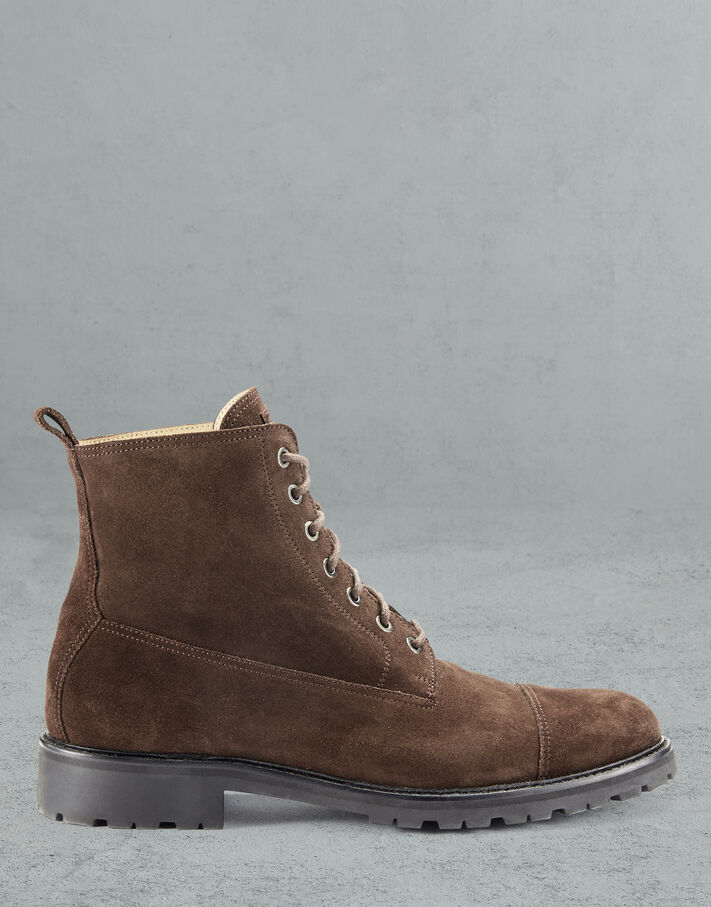 Belstaff NEW ALPERTON BOOTS Brown
